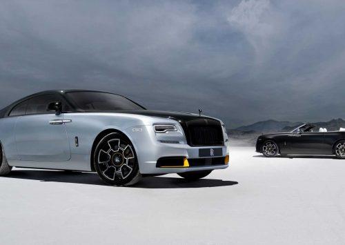 Rolls Royce Landspeed Collection eert vergeten recordhouder