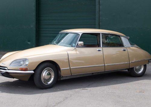 De iconische Citroën DS, maar dan als EV!