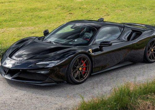 Ferrari SF90 krijgt Novitec make-over!!