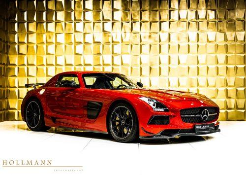 Mercedes SLS AMG Black Series te koop voor €708.000,-